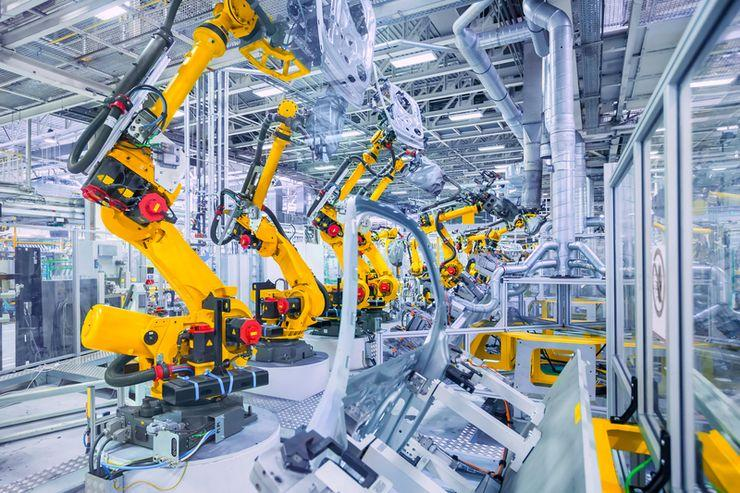 Industrial Robots and Automatic Systems – Learning They Function