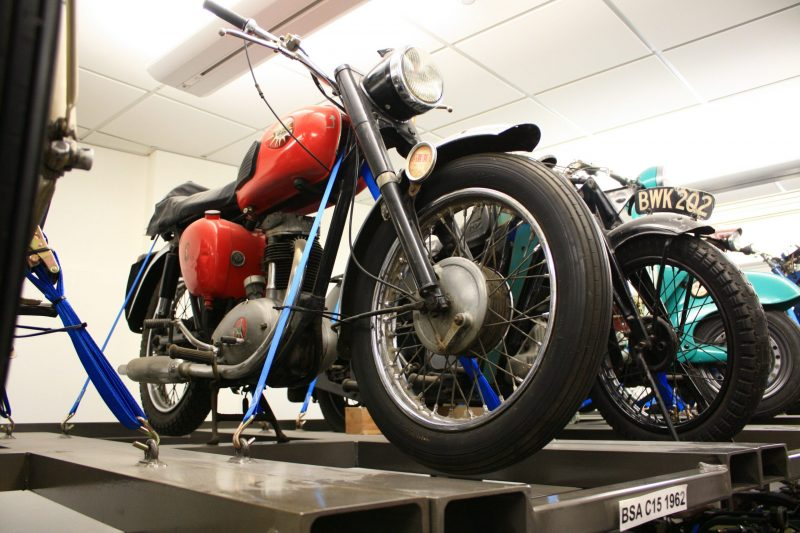 Do You Want to Ship Your Motorcycle while Relocating to a Different City?